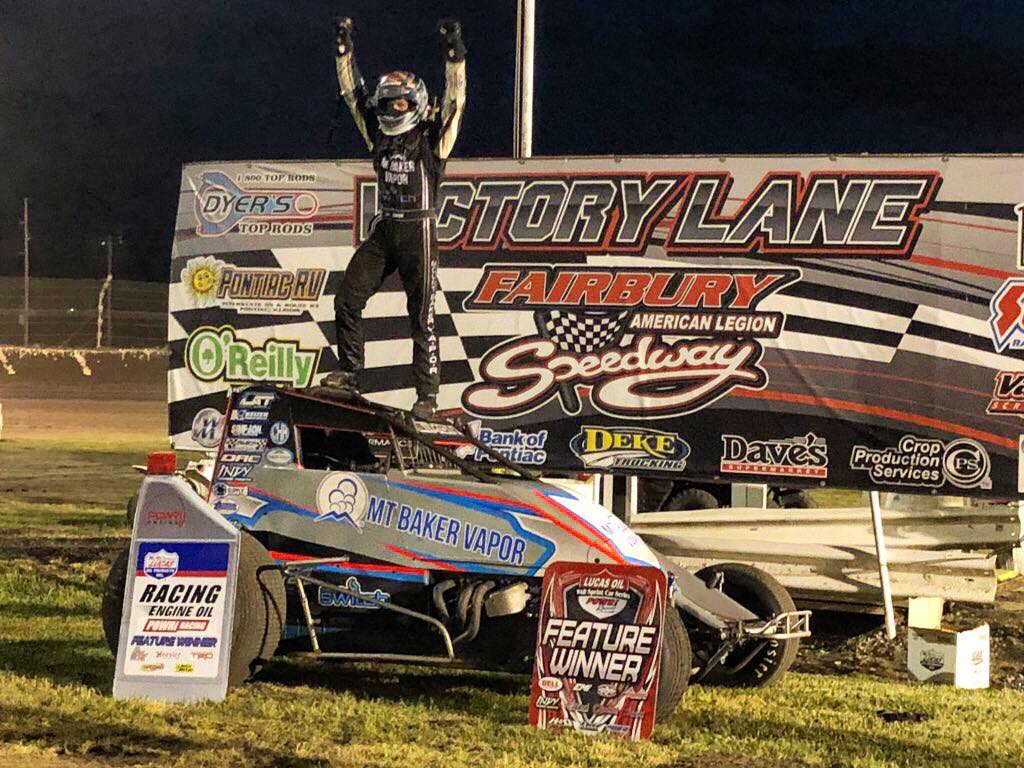 LSR Wins at Fairbury!