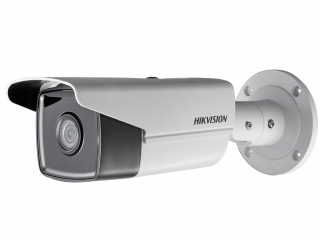 Hikvision torukaamera 8MP, Fix objektiiv