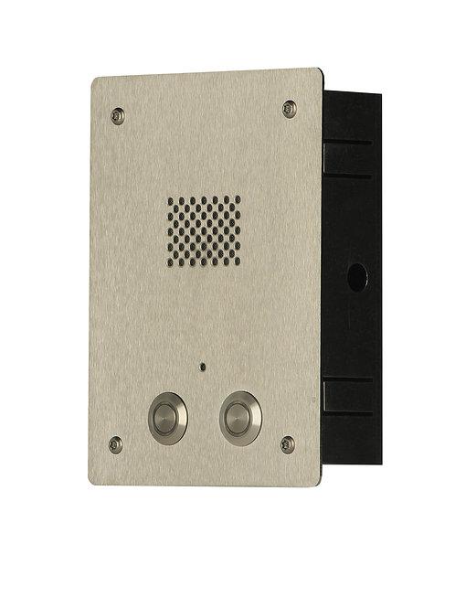 Juhtmevaba GSM fonosüsteem kahe nupuga SOLO-NX 2/F