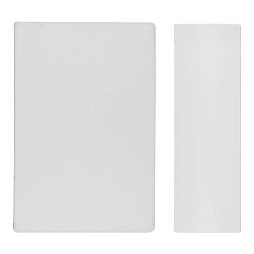 Paradox juhtmevaba magnetkontakt/uksemagnet, väike DCT2; Ultra-Small Door Contac