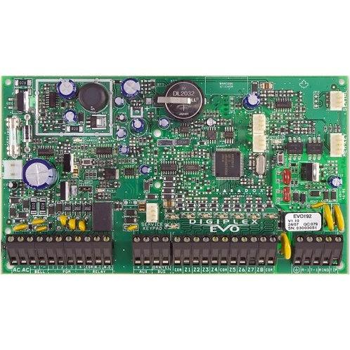 Paradox EVO192 valvesüsteemi keskseade, 192 tsooni