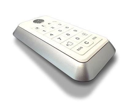 Juhtmevaba klaviatuur Icon with RFID