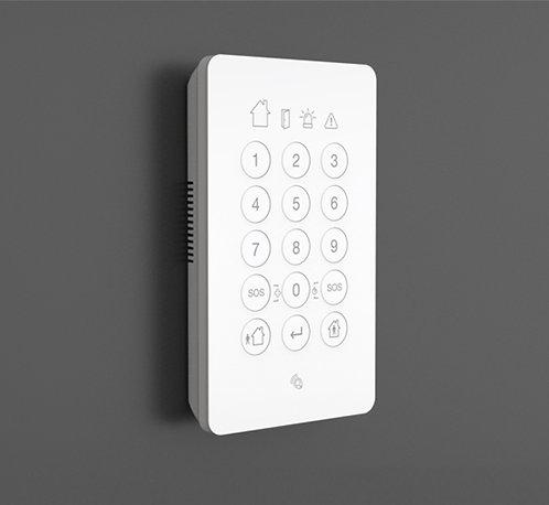 Juhtmevaba klaviatuur SH-KP, 2 RFID tags