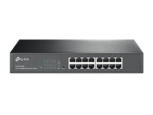 TP Link  TL-SG1016D 16-port 10/100/1000Mbps Gigabit Ethernet Switch