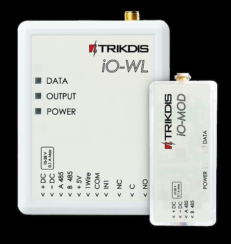 G16 laiendus moodul TRIKDIS EX-iO seeria