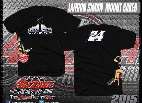 LSR Crew Shirt (Black)