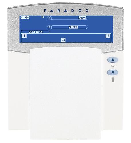 Paradox juhtmevaba klaviatuur/sõrmistik K37