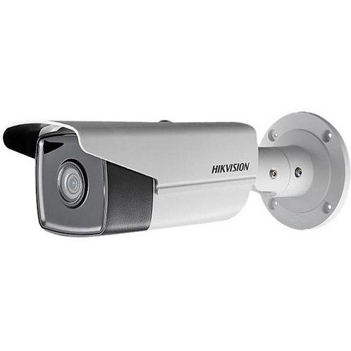 Hikvision IP Torukaamera 6 MP, IR 50m, Fikseeritud objektiiv