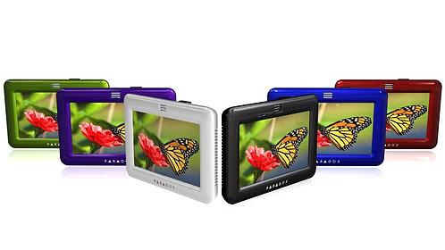 "Klaviatuur Paradox TM50, 5"" Touch Screen, valge raam"