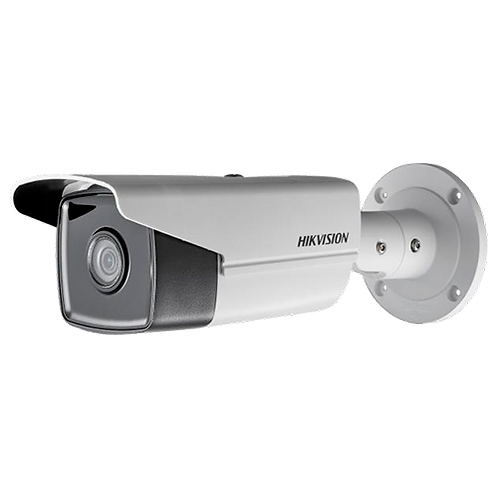 Hikvision IP torukaamera 4MP, 6mm, IR 80m