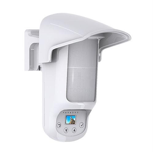NVX80 Digitaalne kahesüsteemne mikrolaine/infrapuna andur välitingimustesse