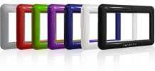 Paradox värviline raam klaviatuurile TM50. Värv: roheline