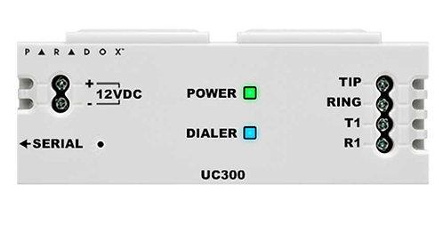 Paradox UC300 ContactID konverter