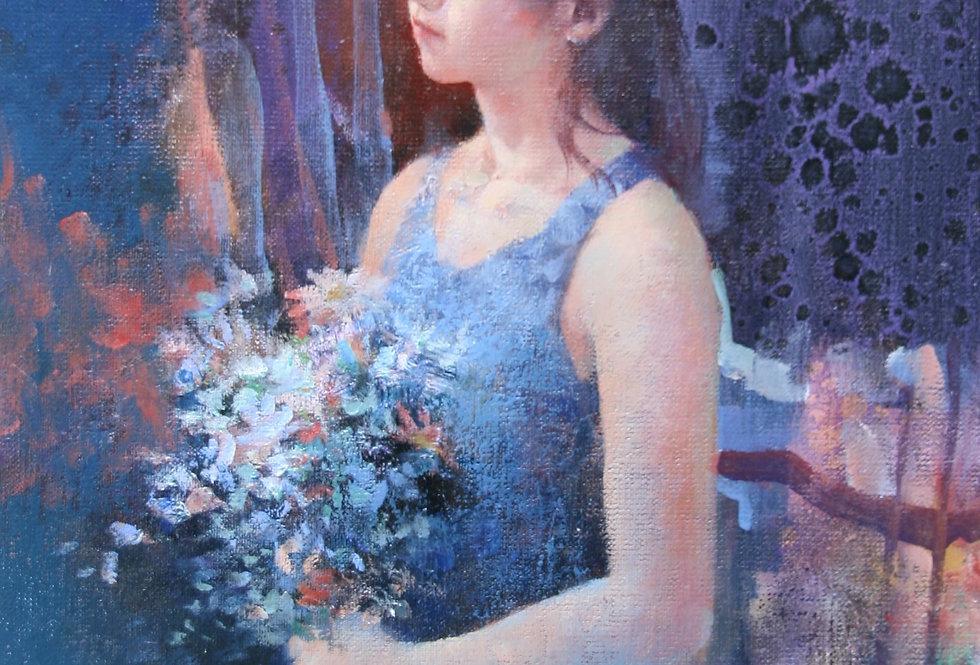 青い花 F6 川畑太
