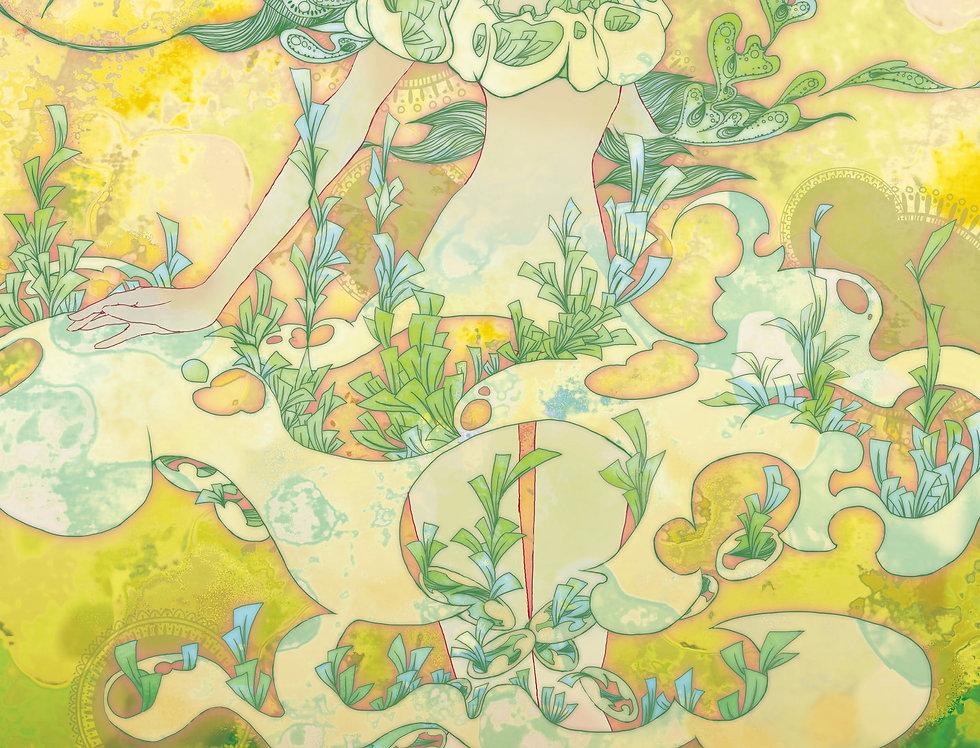 涙 -sea grass-  千璃