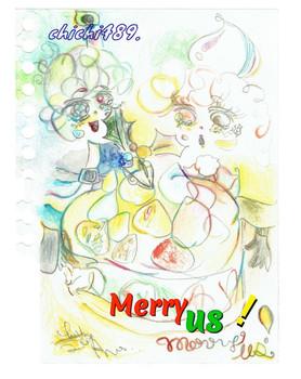 Merry us!