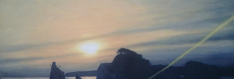 明けの螢 M20 卯京華月