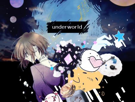 深月るい『under world』