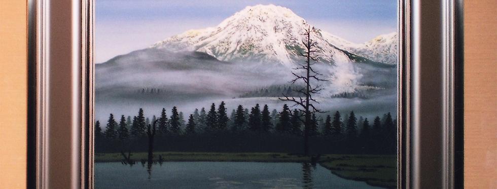 上高地の大正池  F10 山口渓華