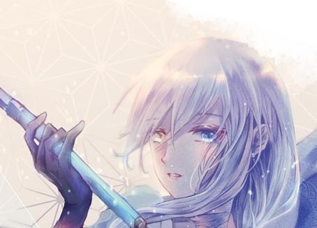 紫姫個展「透綺星」