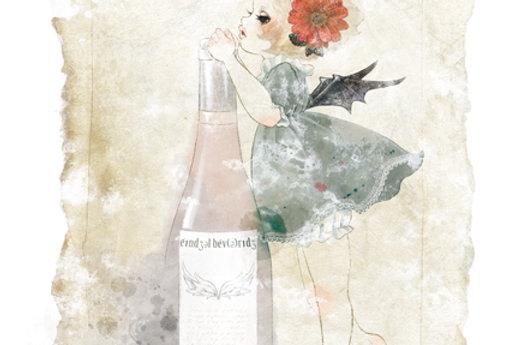 ビン,花,誘惑
