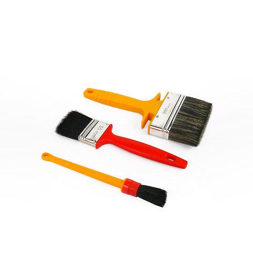 Essential Paint Brush 3 Pack