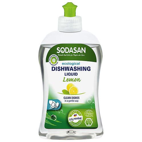 Eco-Friendly Liquid Dish Soap: Lemon 1 Liter