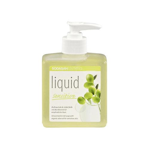 Sensitive Liquid Hand Soap: 300 ml w/Dispenser