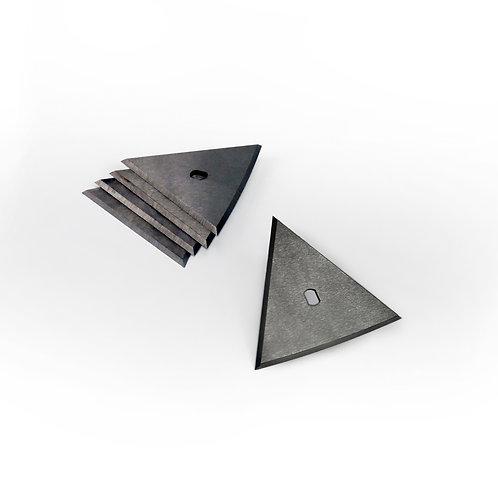 Triangular Scraper Blade 5-Pack