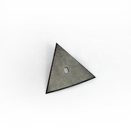 Triangular Scraper Blades