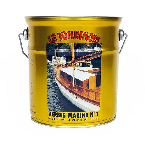 Le Tonkinois No. 1 Linseed Oil Varnish: 2.5 Liter