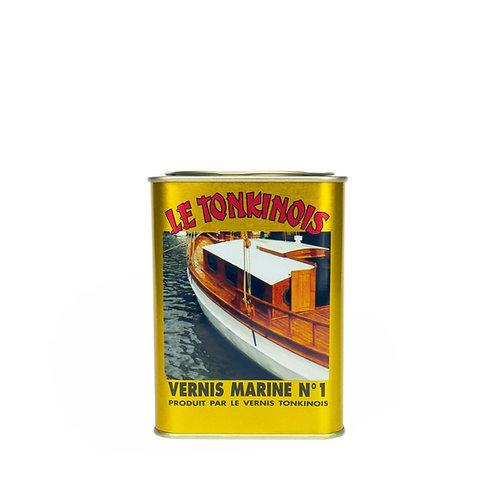 Le Tonkinois No. 1 Linseed Oil Varnish: 1 Liter