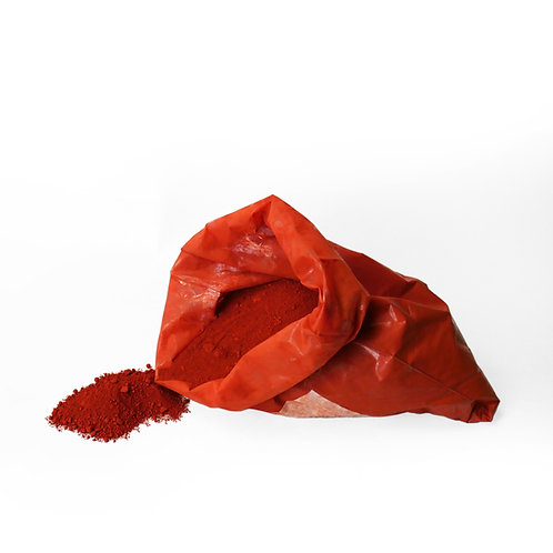 Falun Style Red Paint Pigment: 3 lb bag