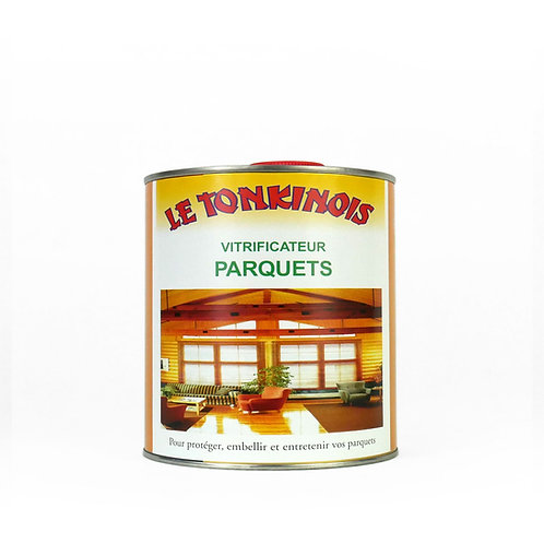 Le Tonkinois Heavy-Duty Parquet Linseed Oil Varnish: 2 Liter