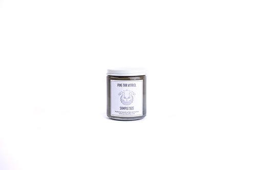 Pine Tar Vitriol Sample: 8 oz