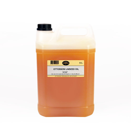 Ottosson Linseed Oil Soap: 5 Liter