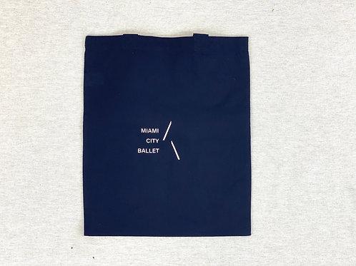 UNBLANCHE×MCB tote bag