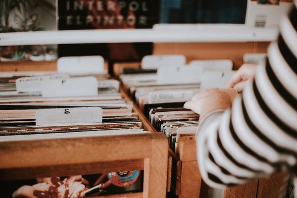 records mixtape record store