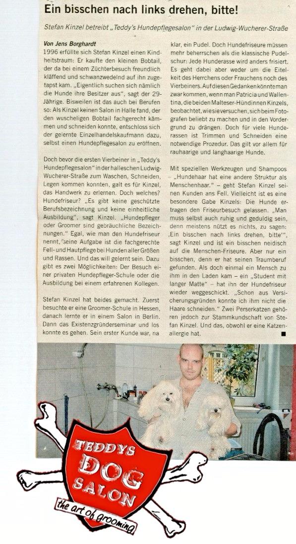 Jahr 2000 MZ Zeitung