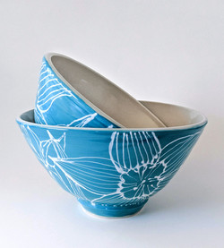 Daffodil Bowl Set