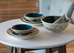 Dinnerware Set + Mixing Bowls