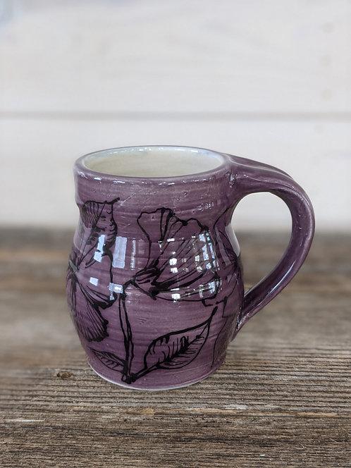 Amethyst Violet Mug