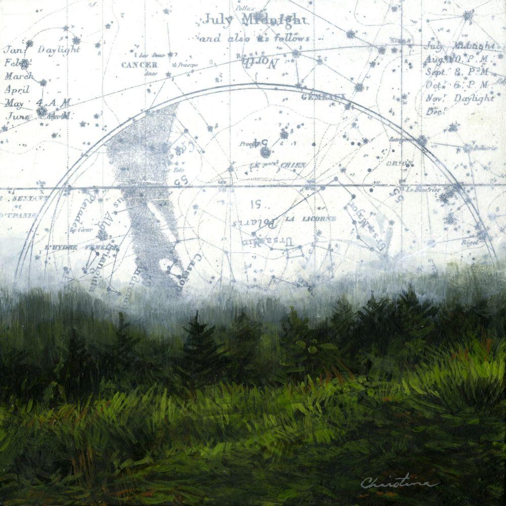 Keith_Midsummer Meadow_Unframed