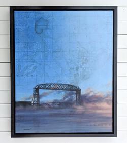 Duluth Harbor Fog