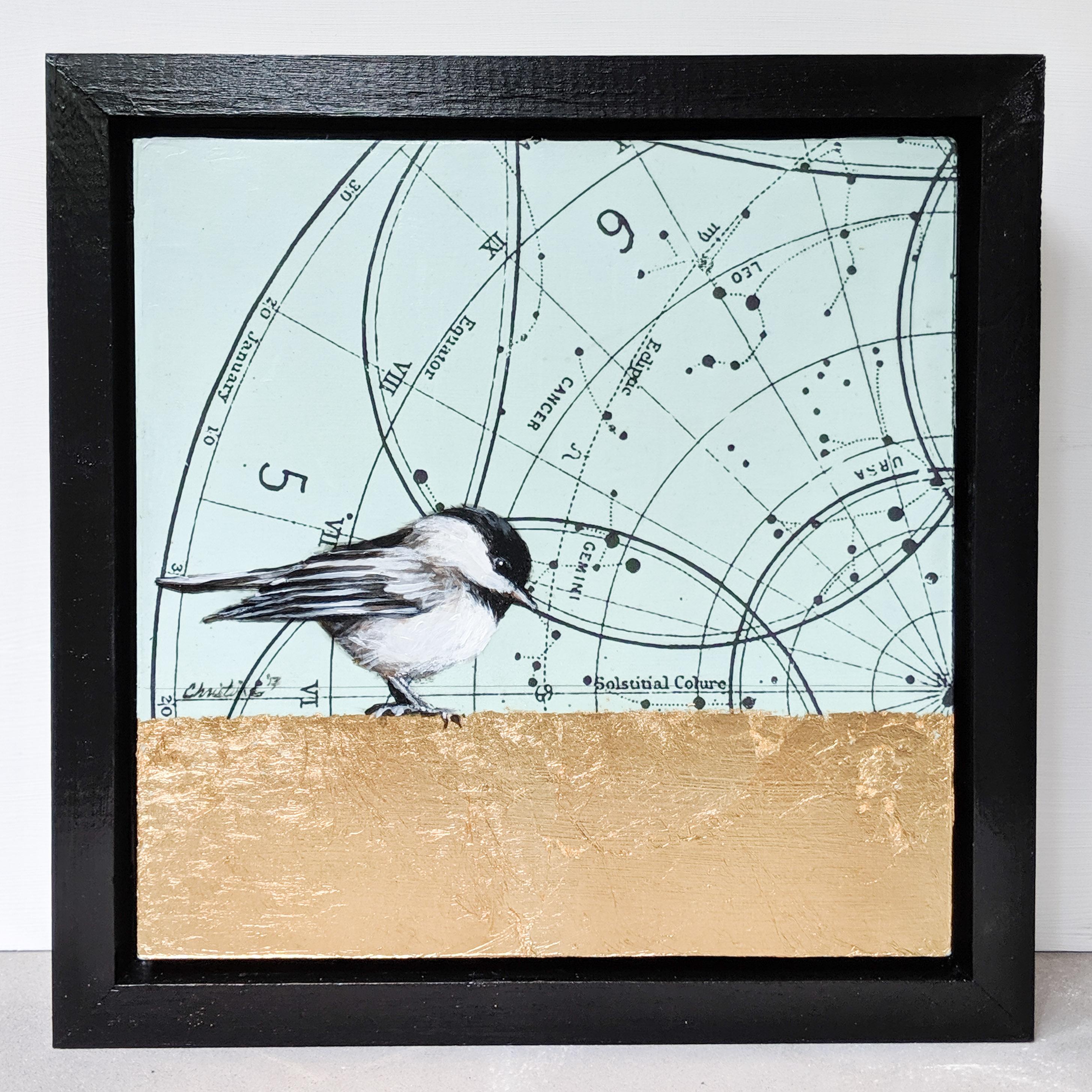 Celestial Chickadee #1