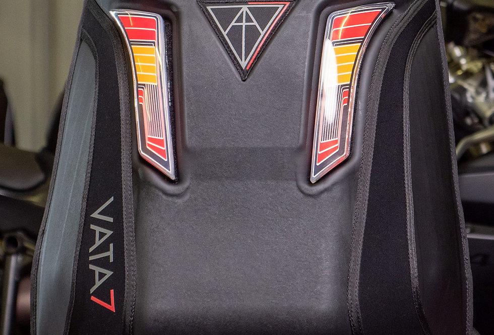 VATA7-GEN2 Tech Pack w/ LEDs, Hydration Bag & Solar Charging