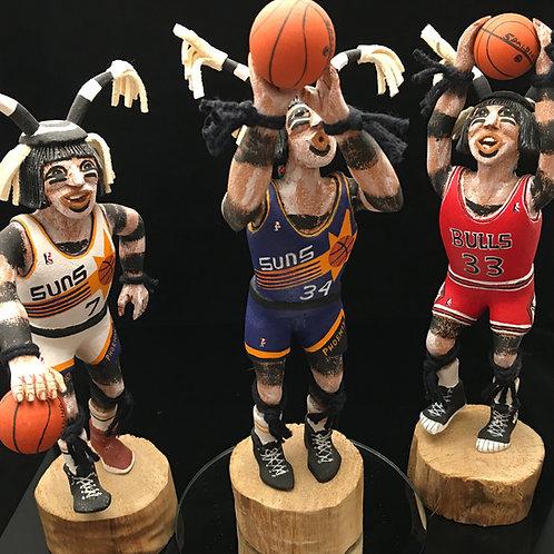 1993 BULLS VS. SUNS NBA CHAMPIONSHIP
