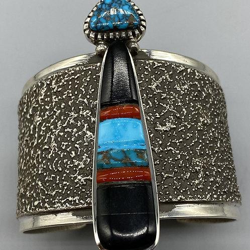 Edison Cummings Tufa Cast Bracelet