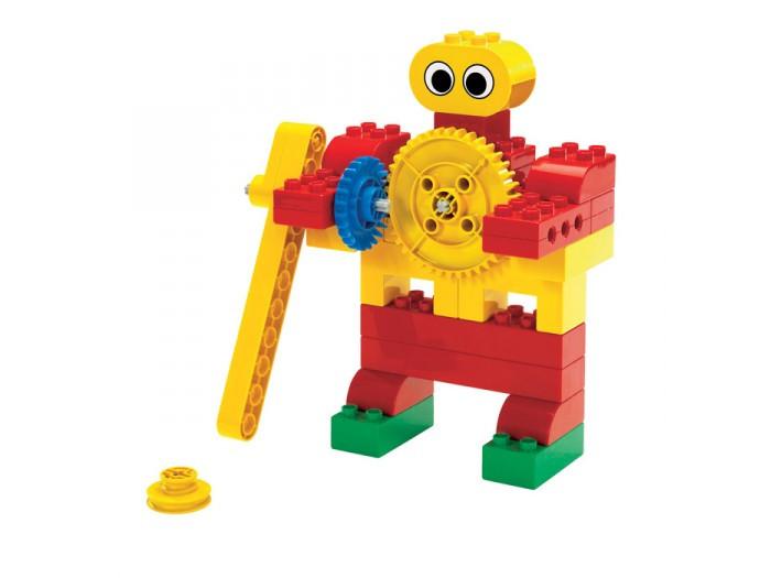 Первые механизмы от Lego