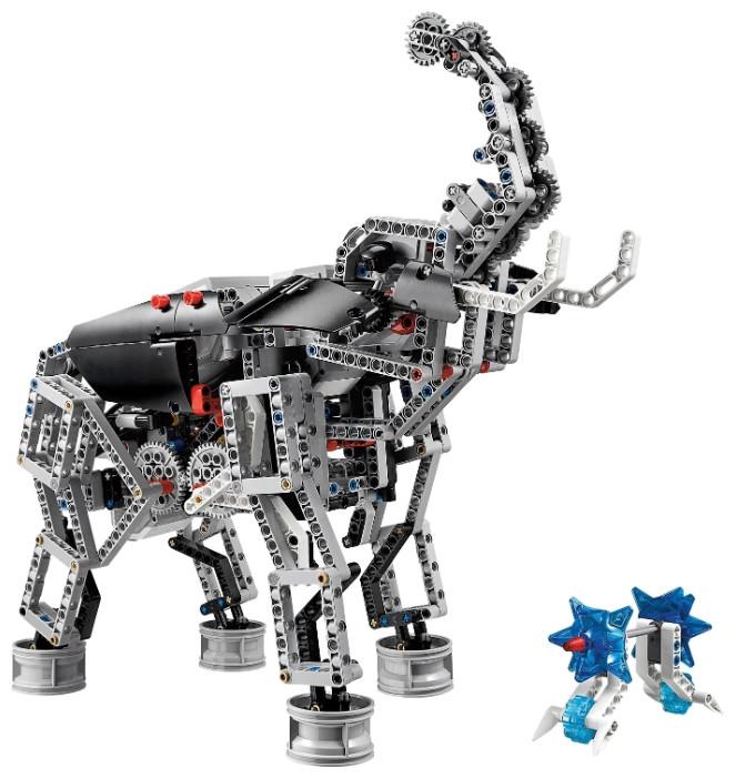 Робоклассы на Балу Роботов